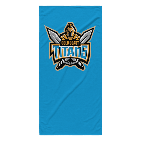 Gold Coast Titans Beach Towel