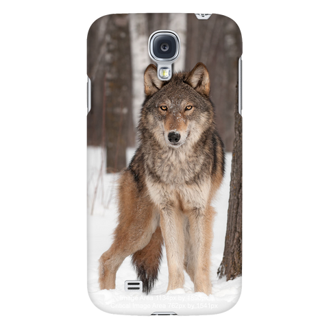 Wolf Series Phone Case