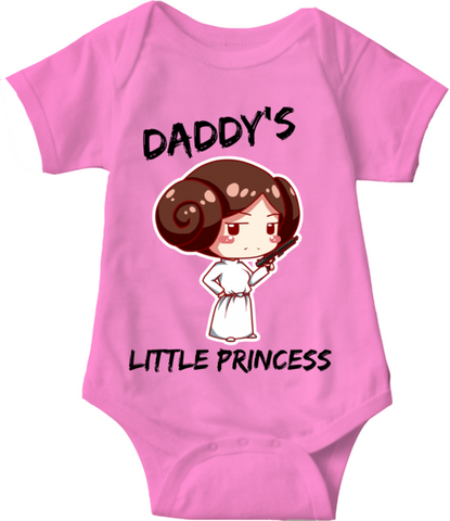 DADDY'S LITTLE PRINCESS - BABY ONESIE