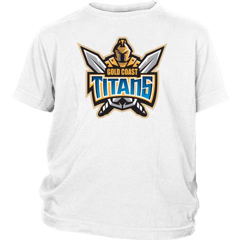 GOLD COAST TITANS - YOUTH T-SHIRT