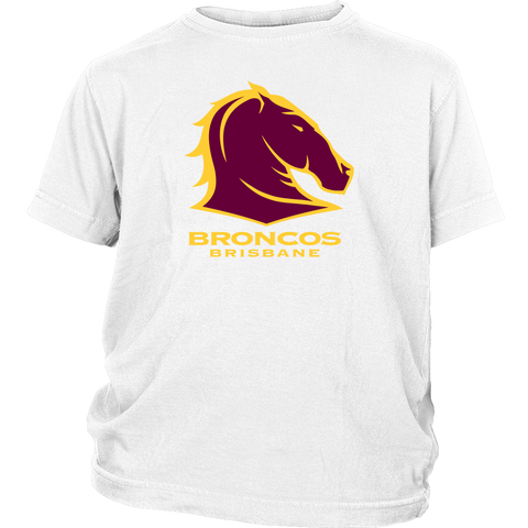 BRISBANE BRONCOS - YOUTH T-SHIRT