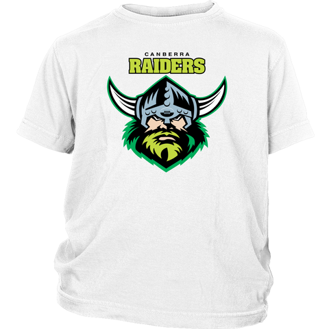CANBERRA RAIDERS - YOUTH T-SHIRT