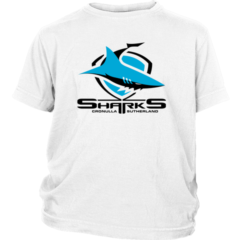 CRONULLA SHARKS - YOUTH T-SHIRT