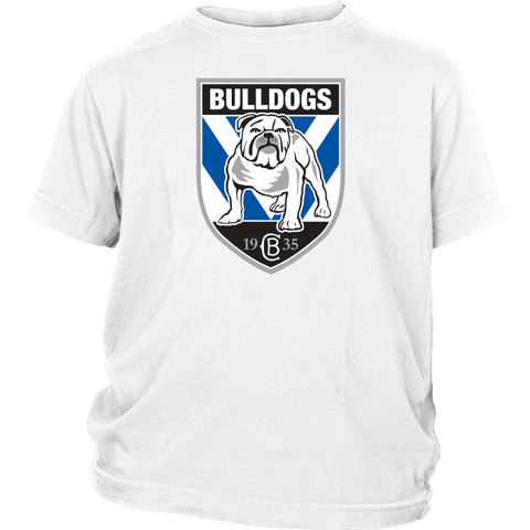 CANTERBURY BULLDOGS - YOUTH T-SHIRT