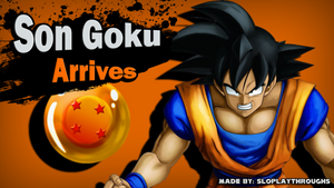 Funimation wanting to throw Goku into Newly Announced Super Smash Bros