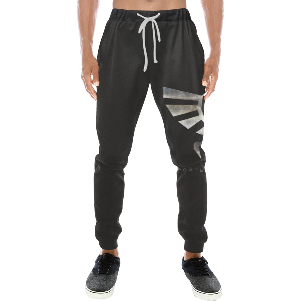 Imported From Hyrule Sweats Men's All Over Print Sweatpants (Model L11)