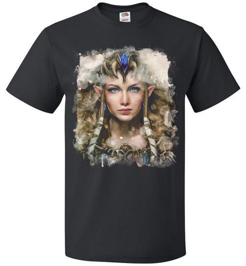 The Princess-Gaming Shirts-Barrett Biggers|Threadiverse