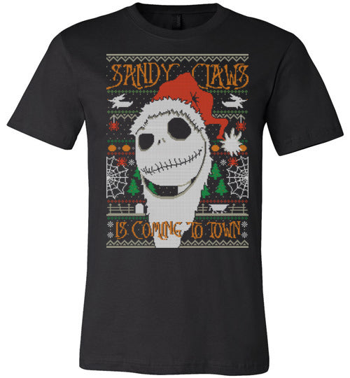 Sandy Claws-Pop Culture Shirts-CoD (Create Or Destroy) Designs|Threadiverse