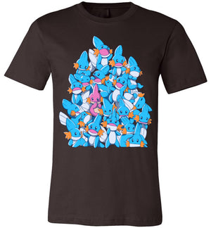 A Pile of Water Starters-gaming shirts-Art Of Sarah Richford|Threadiverse