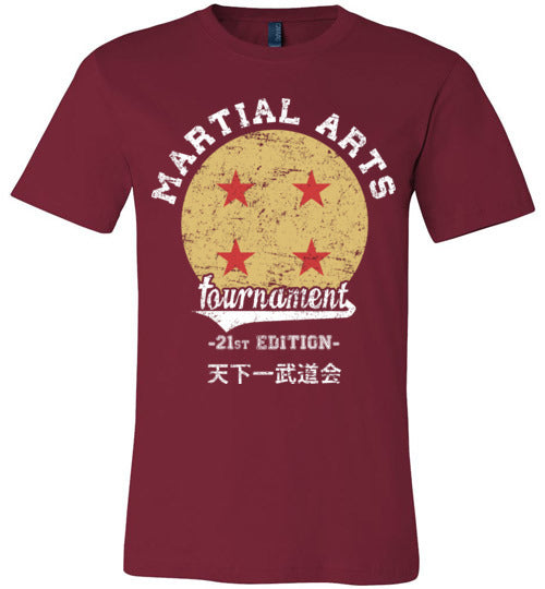 Martial Arts Tournament-Anime Shirts-Ddjvigo|Threadiverse