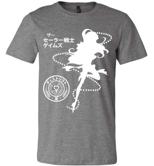The Senshi Games Venus-Anime Shirts-Machmigo|Threadiverse