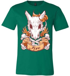Choose Fire-Gaming Shirts-Chocolate Raisins Art|Threadiverse