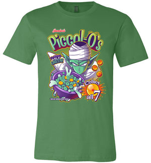 Piccolo-O's-Anime Shirts-Kinda Creative|Threadiverse
