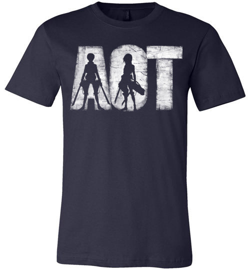 AOT-Anime Shirts-Ddjvigo|Threadiverse