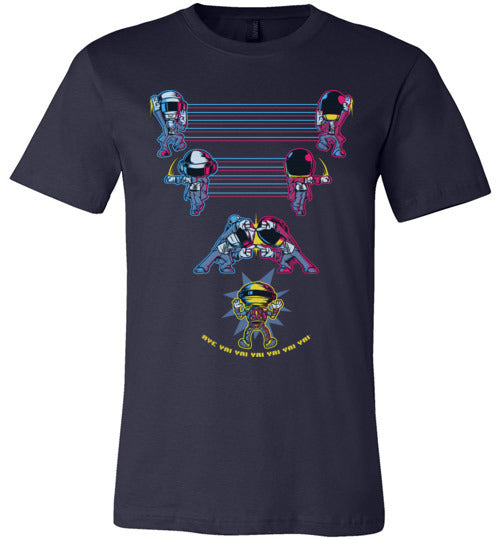 Alpha Punk Five-Pop Culture Shirts-Angzdu|Threadiverse