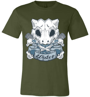 Choose Water-Gaming Shirts-Chocolate Raisins Art|Threadiverse