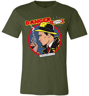 Danger D_ck-Animation Shirts-Kgullholmen|Threadiverse