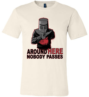 Uncle Black Knight-Gaming Shirts-Fernando Solar Tees|Threadiverse