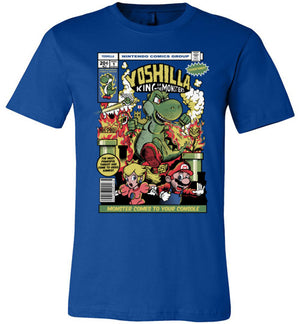 Yoshilla-Gaming Shirts-Fernando Solar Tees|Threadiverse