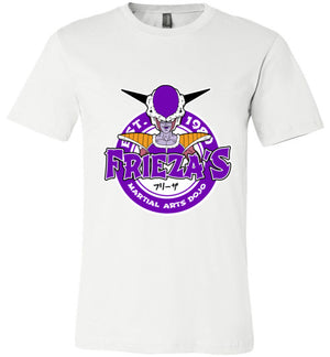 Frieza's Dojo-Anime Shirts-Carlo1956|Threadiverse
