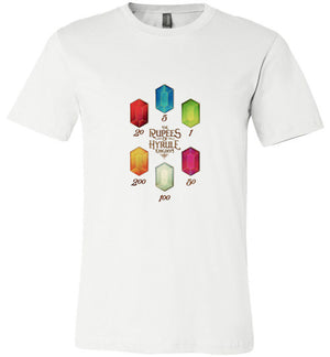 Hyrule Currency-Gaming Shirts-Barrett Biggers|Threadiverse