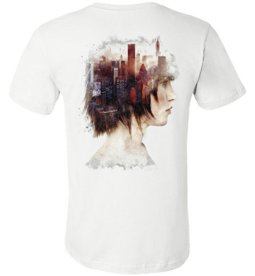Lady In The City-Indie Shirts-Barrett Biggers|Threadiverse