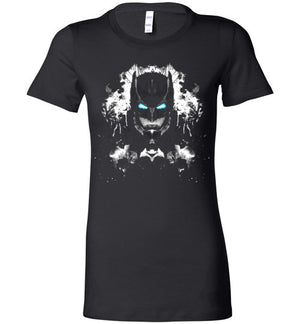 The Dark Knight-Comics Shirts-Barrett Biggers|Threadiverse