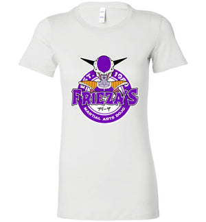 Frieza's Dojo-Anime Women's Shirts-Carlo1956|Threadiverse