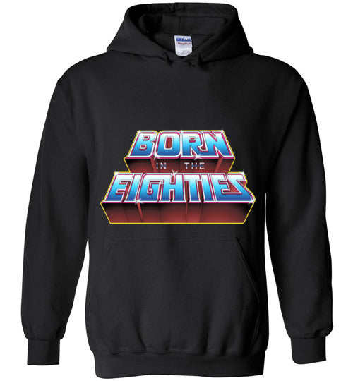 Born In The 80s-Pop Culture Hoodies-Skullpy|Threadiverse