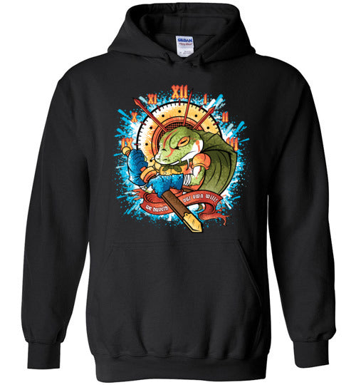 We Haveth Our Own Will-Gaming Hoodies-Pinteezy|Threadiverse