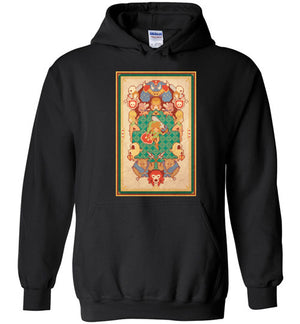 Past Legends-Gaming Hoodies-Pinteezy|Threadiverse