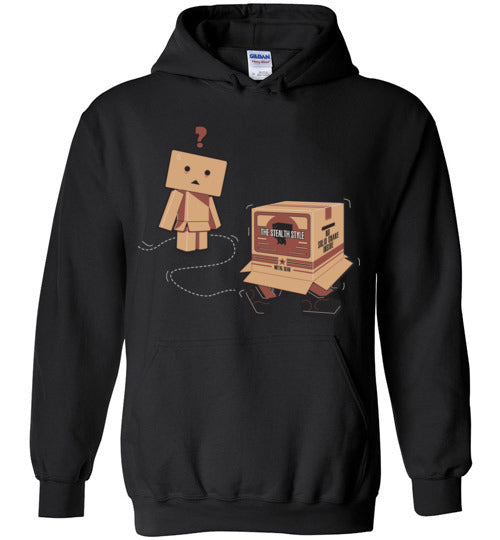 Stealth Style-Pop Culture Hoodies-Darkchoocoolat|Threadiverse