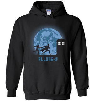 Allons-Y-Pop Culture Shirts-Ddjvigo|Threadiverse