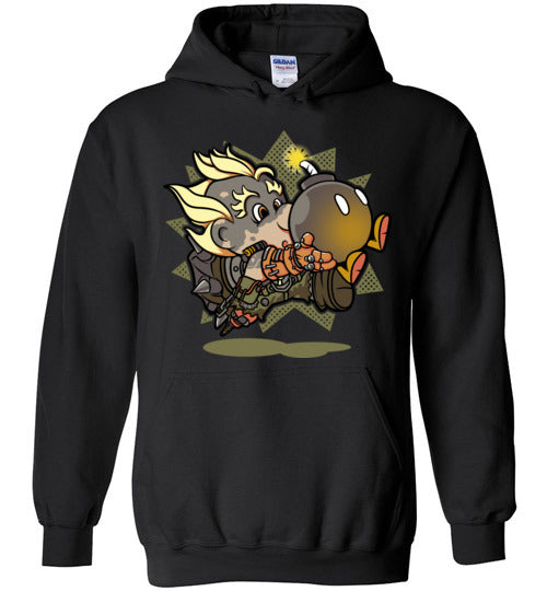 Super Junkboy-Gaming Hoodies-Angzdu|Threadiverse