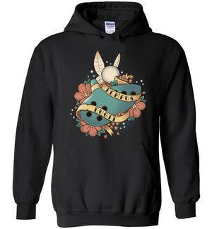 Tempus Fugit-Gaming Hoodies-Typhoonic Artwork|Threadiverse
