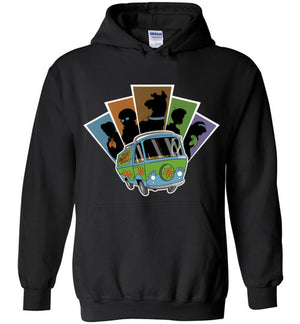 Mystery Pals-Animation Hoodies-Skullpy|Threadiverse
