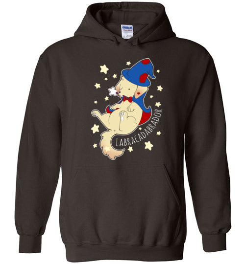 Labradacabrador-Indie Hoodies-Chocolate Raisins Art|Threadiverse
