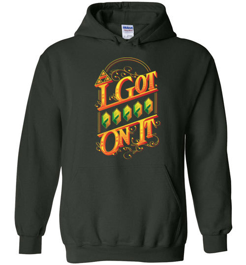 I Got Five On It-Gaming Hoodies-Pinteezy|Threadiverse