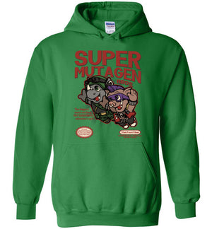 Super Mutagen Bros-Pop Culture Hoodies-Angzdu|Threadiverse