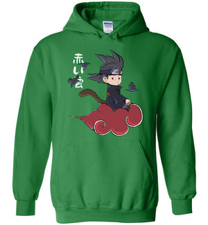 Red Cloud-Anime Hoodies-Angzdu|Threadiverse