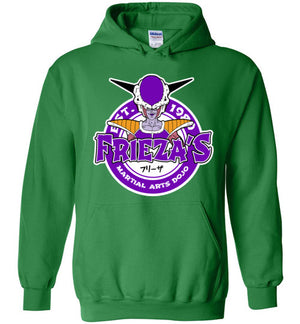 Frieza's Dojo-Anime Hoodies-Carlo1956|Threadiverse