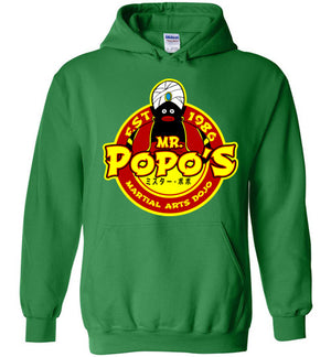 Popo's Dojo-Anime Hoodies-Carlo1956|Threadiverse