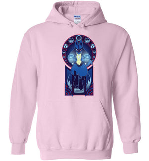 Art Of The Fighter-Gaming Hoodies-Chocolate Raisins Art|Threadiverse
