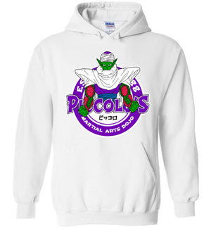 Super Namekian's Dojo-Anime Hoodies-Carlo1956|Threadiverse