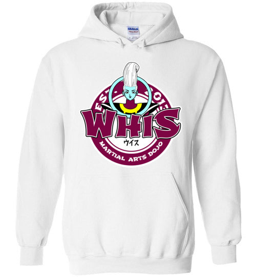 Whis Dojo-Anime Hoodies-Carlo1956|Threadiverse