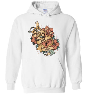Follow Your Heart-Gaming Hoodies-Typhoonic Artwork|Threadiverse