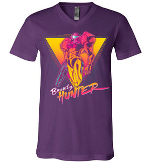 Bounty Hunter-Gaming V-Necks-Ddjvigo|Threadiverse