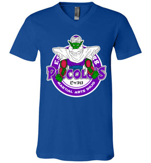 Super Namekian's Dojo-Anime V-Necks-Carlo1956|Threadiverse