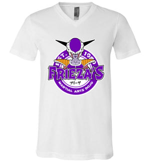 Frieza's Dojo-Anime V-Necks-Carlo1956|Threadiverse