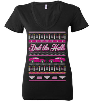 Duk The Halls-Pop Culture Shirts-CoD (Create Or Destroy) Designs|Threadiverse